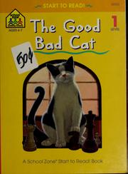 Cover of: The good bad cat