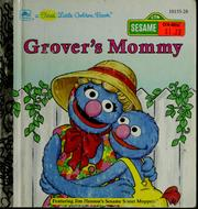 Cover of: Grover's Mommy