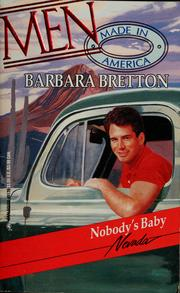 Cover of: Nobody's baby | Barbara Bretton