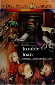 Cover of: Jumble Joan | Rose Impey
