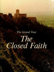 Cover of: The closed faith | Flavio Conti
