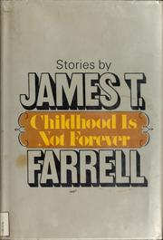 Cover of: Childhood is not forever