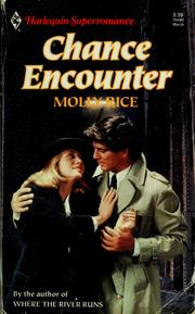 Cover of: Chance encounter