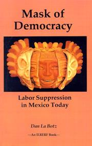 Cover of: Mask of democracy