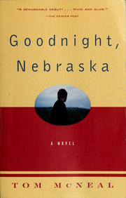 Cover of: Goodnight, Nebraska