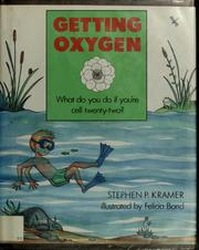 Cover of: Getting oxygen