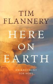 Cover of: Here on earth