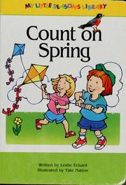 Cover of: Count on spring