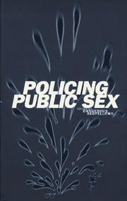 Cover of: Policing Public Sex |