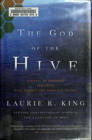 Cover of: The God of the hive