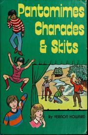 Cover of: Pantomimes, charades, and skits