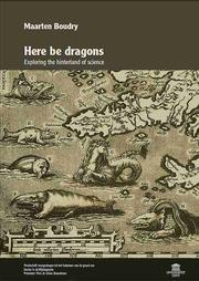 Cover of: Here Be Dragons |