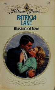 Cover of: Illusion of love