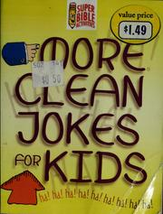 Cover of: More clean jokes for kids
