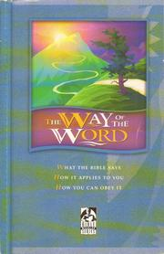 Cover of: The way of the Word