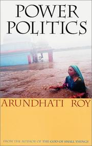Cover of: Power Politics