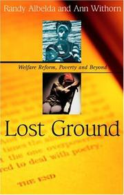 Cover of: Lost Ground |