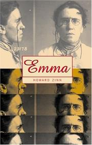 Cover of: Emma: A Play in Two Acts About Emma Goldman, American Anarchist