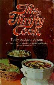 Cover of: The Thrifty cook | Nell Beaubien Nichols