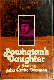 Cover of: Powhatan
