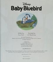 Cover of: Baby bluebird