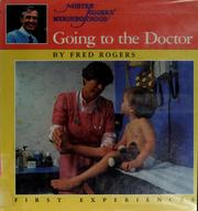 Cover of: Going to the doctor