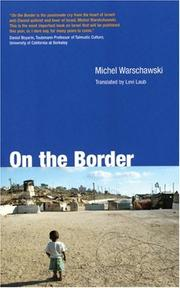 Cover of: On The Border