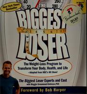 Cover of: The biggest loser