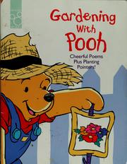 Cover of: Gardening with Pooh