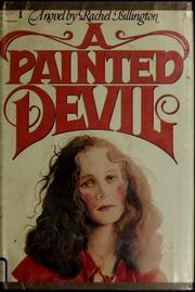 Cover of: A painted devil