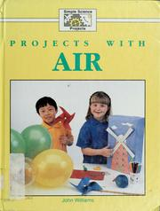 Cover of: Projects with air
