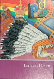 Cover of: Look and learn | World Book, Inc