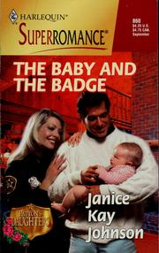 Cover of: The baby and the badge