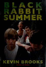 Cover of: Black Rabbit summer