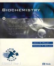Cover of: Rapid Review Biochemistry | John W. Pelley