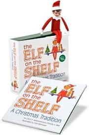 Cover of: Elf on the Shelf (The Elf on the Shelf: A Christmas Tradition, Volume 1) | Carol Aebersold, Chanda Bell