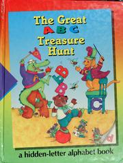 Cover of: The Great ABC treasure hunt