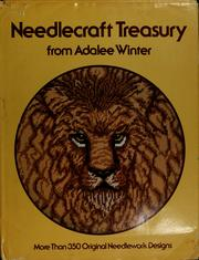Cover of: Needlecraft treasury | Adalee Winter