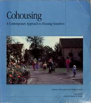 Cover of: Cohousing | Kathryn McCamant