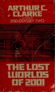 Cover of: The lost worlds of 2001