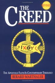 Cover of: The Creed