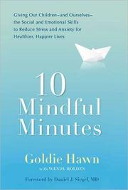 Cover of: 10 mindful minutes