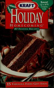 Kraft holiday homecoming