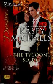 Cover of: The tycoon's secret