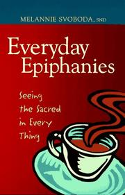 Cover of: Everyday epiphanies
