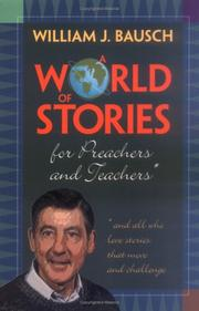 Cover of: A world of stories for preachers and teachers