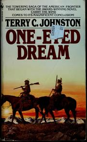 Cover of: One-eyed dream