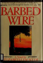 Cover of: Barbed wire