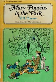Cover of: Mary Poppins in the park