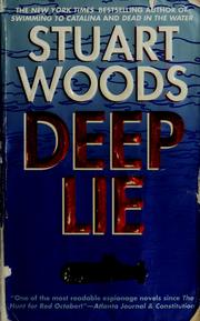 Cover of: Deep lie | Stuart Woods